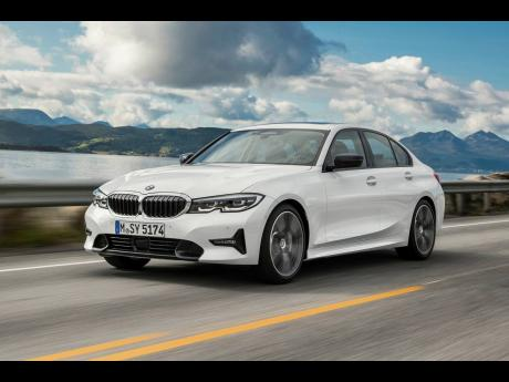 AP This undated photo provided by BMW shows the 2019 BMW 3 Series, the latest generation of the storied car.