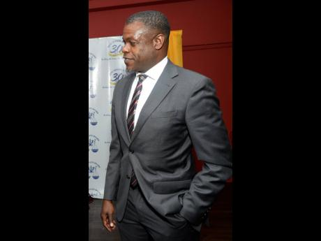 Kevin Richards, CEO of Kingston Properties Limited.