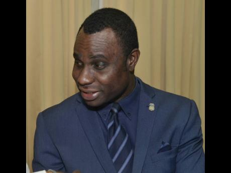 Former permanent secretary in the Ministry of Education, Youth and Information, Dean-Roy Bernard