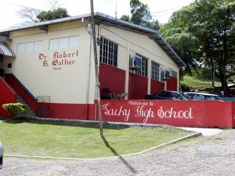 Tacky High School, St Mary.