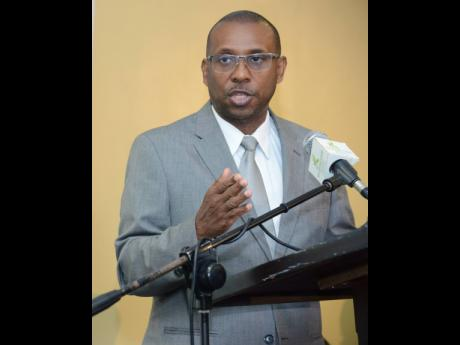 File  Derrick Cotterell, chairman and CEO of Derrimon  Trading Company Limited.