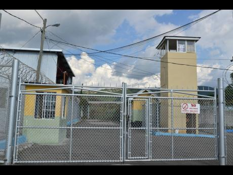 Fort Augusta Correctional Centre on South Camp Road in Kingston.