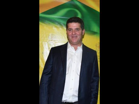 William Mahfood, chairman of Wisynco Group Limited.