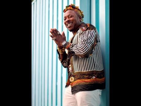 Veteran dancehall artiste Elephant Man is seeing the world as his playground.