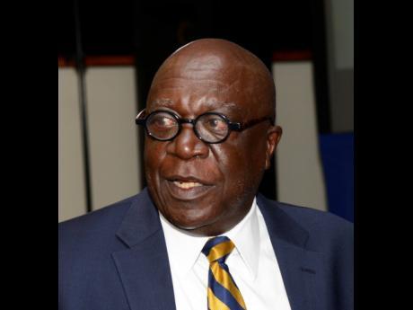 John Robinson, Senior Deputy Governor, Bank of Jamaica.