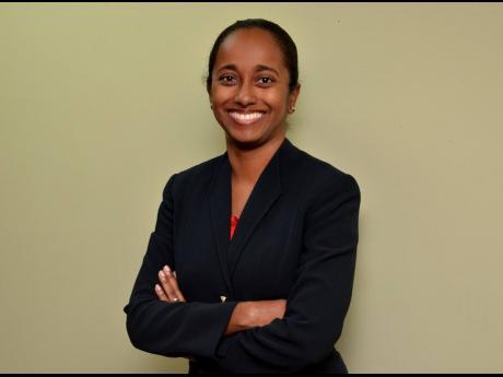 Vice-President of Jampro, Shullette Cox.