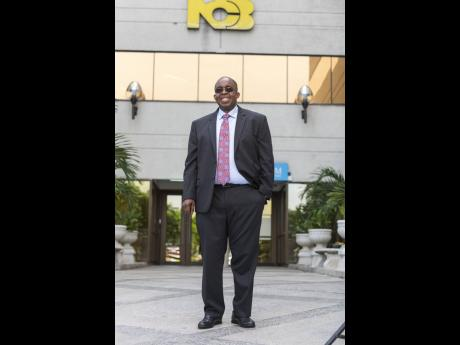 President & CEO of NCB Financial Group, Patrick Hylton.