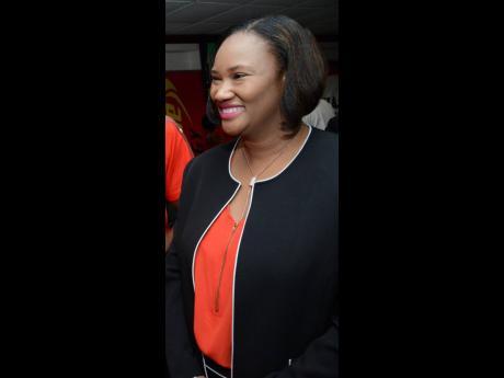 FSC Senior Director  of Pensions, Cornelia Harper-Peck.