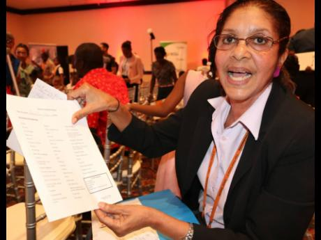 The nutrition information panel on food packages will not necessarily help them to make better nutritional choices, insists nutritionist Patricia Thompson. Photo by Christopher Serju