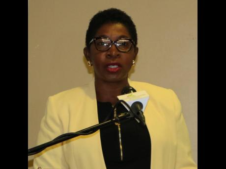 Operations officer of the World Bank Group, Karlene Francis, explains why building resilience to natural disasters and climate change is a key policy challenge for the Caribbean. She was attending Wednesday's launch of a World Bank report in New Kingston.