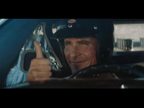Christian Bale is up for the challenge in 'Ford v Ferrari'.