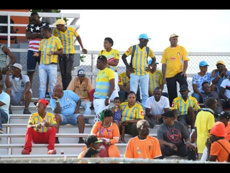 Fans of both Tivoli Gardens and Waterhouse are unhappy after their Red Stripe Premier League game at the Edward Seaga Complex was called off because of absent match officials yesterday.