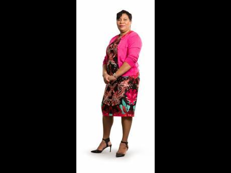 General manager of Salada Foods Jamaica Limited, Dianna Blake-Bennett.