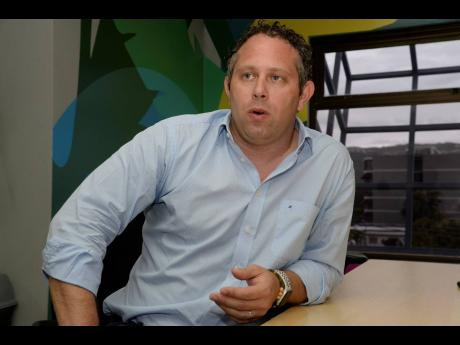 Yoni Epstein, CEO of itelBPO.