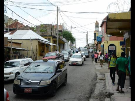 Jamaica st anns bay St. Ann