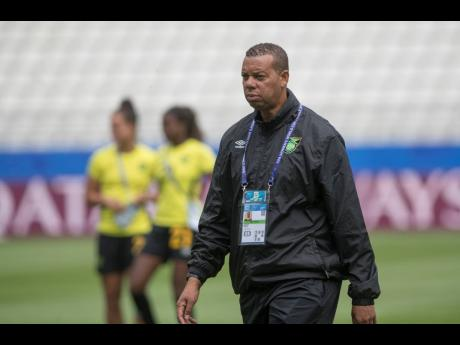 Busby takes charge - JFF confirms Reggae Girlz head coach for Olympic  qualifiers | Sports | Jamaica Gleaner