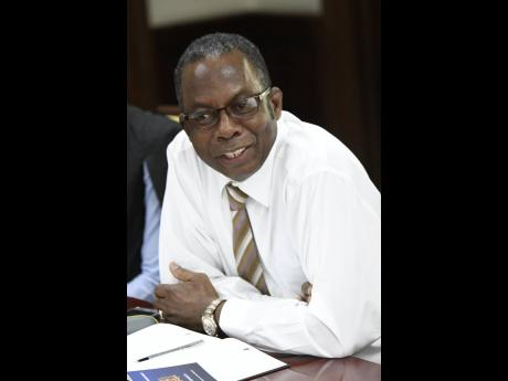 Glasspole Brown ... We have begun to ramp up preparations here at the Electoral Office of Jamaica.