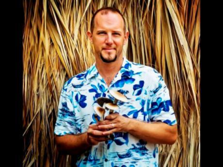 Eric Osborne, founder of MycoMeditations.