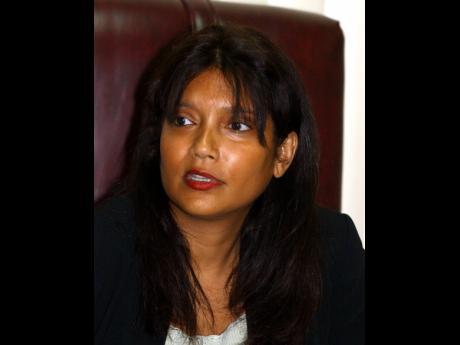 Managing Director and principal shareholder of Key Insurance Company Limited Sandra Masterton.
