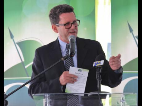 Mark Hart, chairman and interim CEO of Caribbean Producers Jamaica.