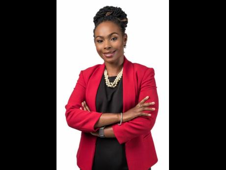 Tamara Glaves-Hucey, newly appointed general manager of Key Insurance Company Limited.