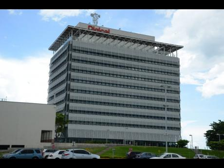 Digicel Group regional headquarters on the waterfront in Kingston.