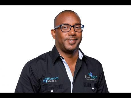 Larren Peart, CEO of Bluedot.