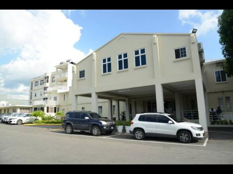 The Andrews Memorial Hospital in St Andrew is among institutions not appearing on the 2020 gazetted list of registered private health facilities.