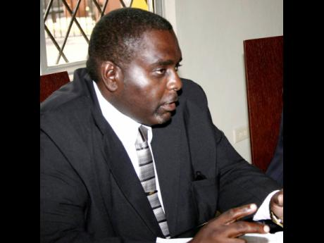 Raymond Gabbidon, executive director of JamFA.