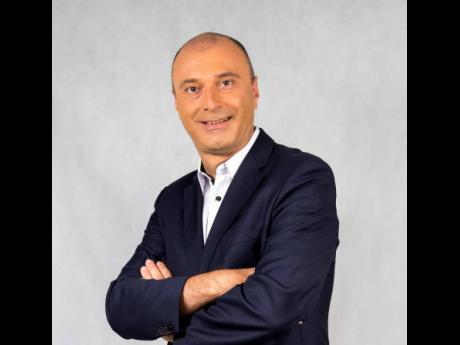 Luis Prata,  managing director  of Red Stripe Jamaica.