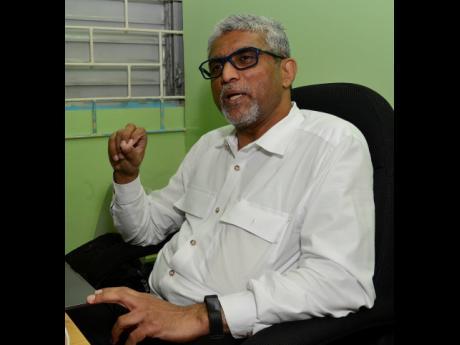 Psychiatrist Dr Ganesh Shetty.