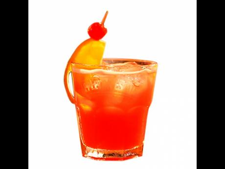 Make a remarkable statement with this rum punch.