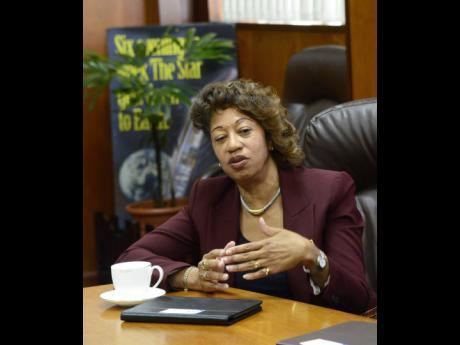 Diane Edwards, president of Jampro.