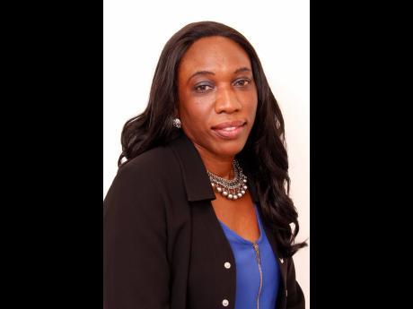 Karen A.M. Brown, president of the Jamaica Association of Public Health Inspectors.