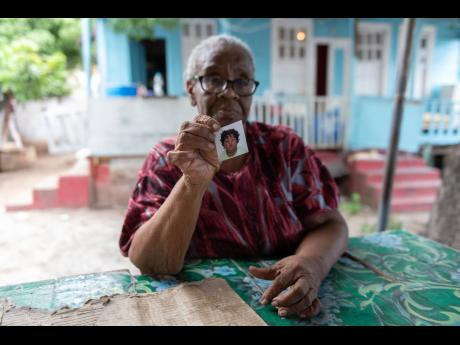 Odane Abbot's grandmother, Dorothy Fay-Brown, 71, could not hold back the tears as she recounted how she watched from her verandah as thugs burst into her yard on Lincoln Crescent, in the south St Andrew community of Arnett Gardens, killing her grandson