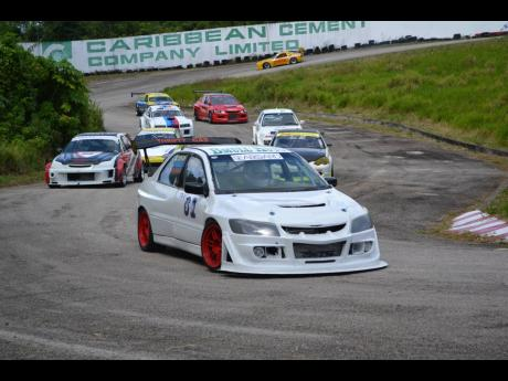 Action from the Carnival of Speed event at Dover Raceway in St Ann on April 6, 2015.