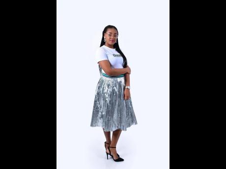 Pastor Shanique Beckford, co-founder of the Elevation Centre in Montego Bay,  St James.