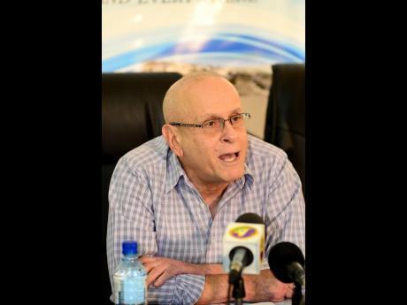 Joseph Shoucair, managing director of Sugar Company of Jamaica Holdings.
