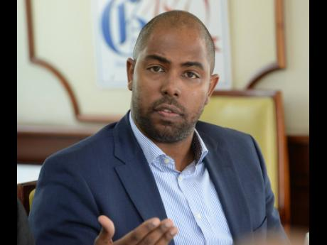 Steven Whittingham, chief operating officer of GK Financial Group and new head of digital transformation for GraceKennedy.
