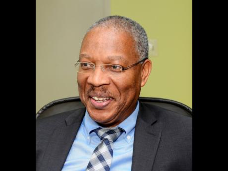 Carlton Barclay, CEO of C&WJ Cooperative Credit Union Limited.