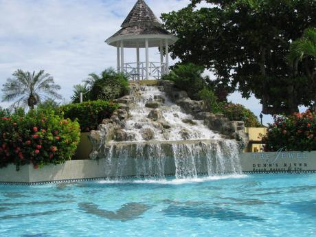 Jewel Dunn's River Beach Resort & Spa, one of two Jewel resorts sold by Playa to an undisclosed buyer.