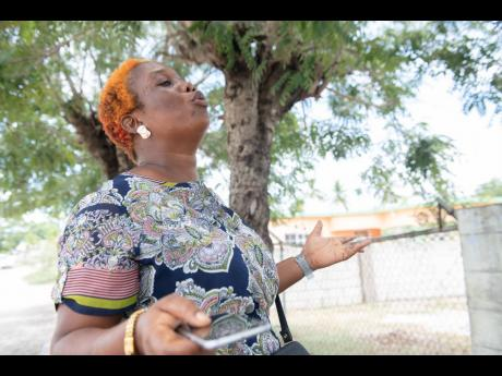 People's National Party activist Nadine is convinced that in order for Patricia Duncan Sutherland to win the Clarendon South Eastern seat for the party, she will have to cut the Jamaica Labour Party's margin in Hayes.