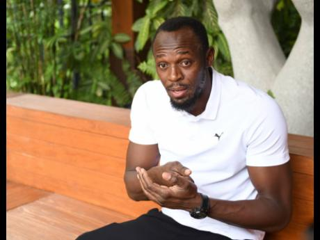 Usain Bolt was confirmed with COVID-19 days after the festivities.