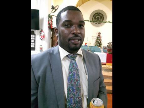 The Reverend Devere Nugent