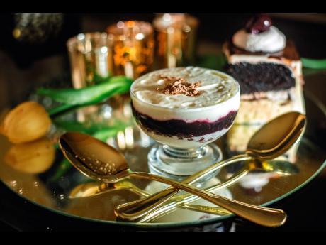 Ice plus cake? Now That's Cold Ice Cream!