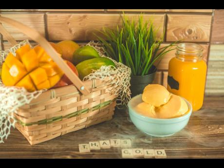 It's mango time! And you will love this smooth and creamy medley.