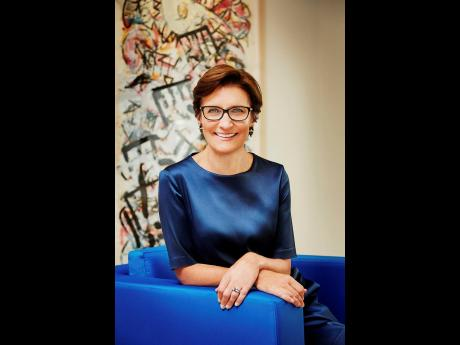 Head of Citi's global consumer banking division, Jane Fraser.