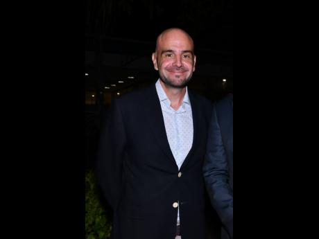 Yago Castro, general manager of Caribbean Cement Company Limited.