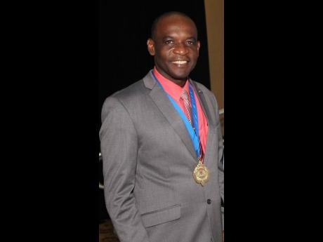 Jasford Gabriel, president of the Jamaica Teachers' Association.