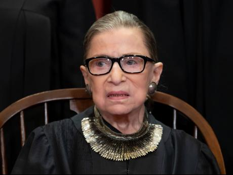 Supreme Court Justice Ruth Bader Ginsburg died Friday of metastatic pancreatic cancer at age 87.